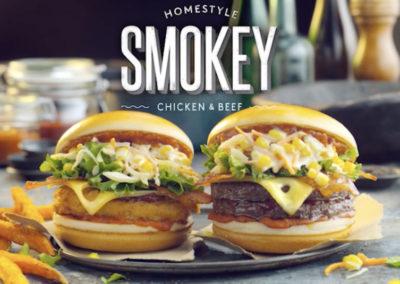 McDonalds Smokey 25s